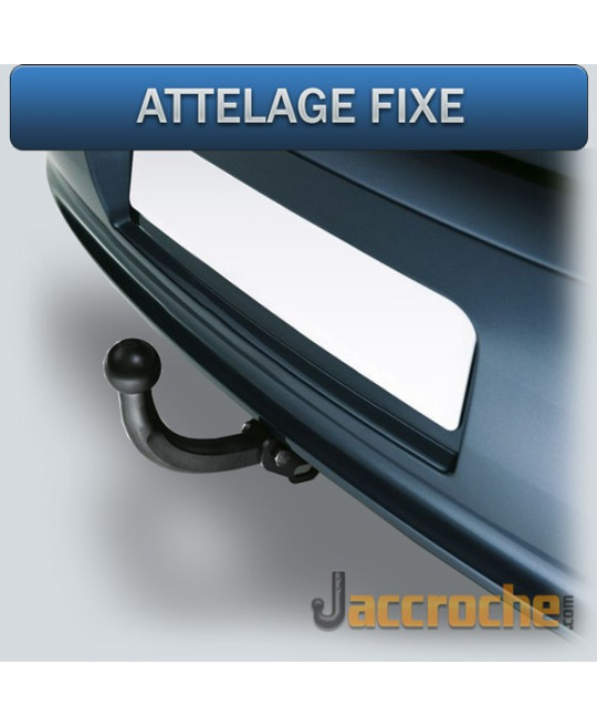 Attelage fixe Bmw serie 3 F30 et F31