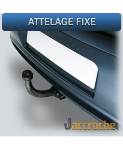 Attelage fixe AUDI A6...