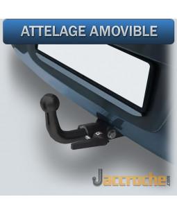 Attelage amovible DODGE...