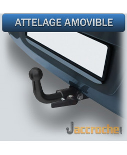 Attelage amovible PEUGEOT...