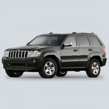 Attelage remorque Grand Cherokee WH